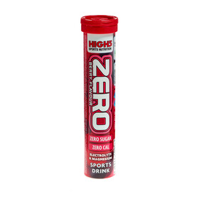 High5 Electrolyte Drink Zero - Nutrición deportiva - Red Fruits 20 Tabs